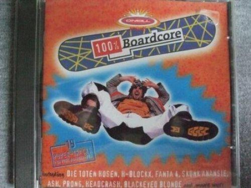 Bild 1: 100% Boardcore (1996), Die Toten Hosen, Trapped Instinct, Headcrash, H-Blockx, The Nixons, Prong, Supersub..