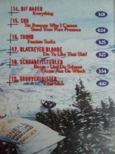 Bild 2: 100% Boardcore (1996), Die Toten Hosen, Trapped Instinct, Headcrash, H-Blockx, The Nixons, Prong, Supersub..