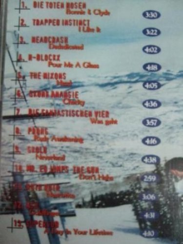 Bild 3: 100% Boardcore (1996), Die Toten Hosen, Trapped Instinct, Headcrash, H-Blockx, The Nixons, Prong, Supersub..