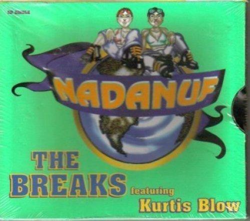 Bild 1: Nadanuf, Breaks (US, 2 tracks, 1997, slidecase, feat. Kurtis Blow)
