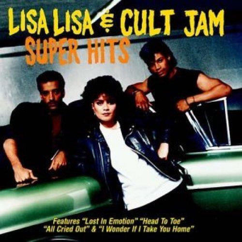 Bild 1: Lisa Lisa & Cult Jam, Super hits (compilation, 10 tracks, 1985-97, feat. Full Force)