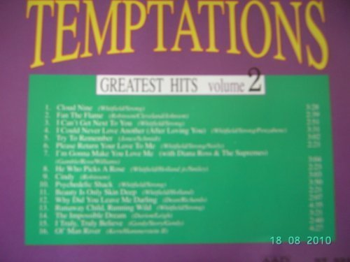 Bild 2: Temptations, Greatest hits 2 (16 tracks, #st52103)