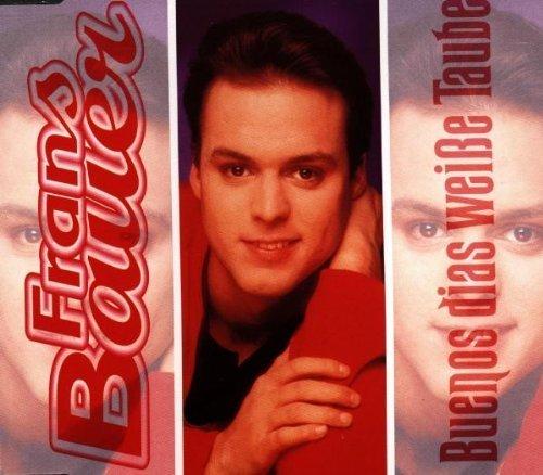 Bild 1: Frans Bauer, Buenos dias weiße Taube (1996; 2 tracks)
