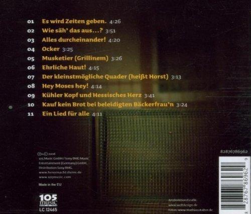 Bild 2: Henni Nachtsheim, Es wird Zeiten geben (2006)