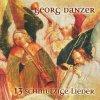 Georg Danzer, 13 schmutzige Lieder (2001)