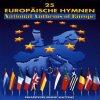 Swarovski Musik Wattens, 25 europäische Hymnen (1993)