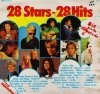 28 Stars-28 Hits-Die große Hitparade 6, Heino, Gitte, Howard Carpendale, Christian Anders, Katja Ebstein..