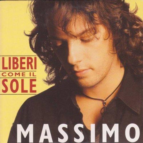 Image 1: Massimo, Liberi come il sole/Soli (1995, cardsleeve)