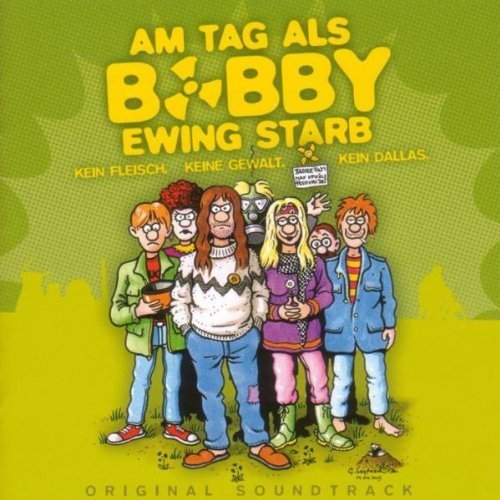 Bild 1: Am Tag als Bobby Ewing starb (2005), Jakob Ilja, Paul Rabiger, The Catch, Damn Nero, Hotel Rex..