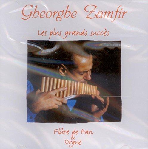 Bild 1: Gheorghe Zamfir, Les plus grands succès (11 tracks, 1994)