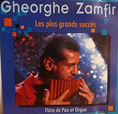 Bild 3: Gheorghe Zamfir, Les plus grands succès (11 tracks, 1994)
