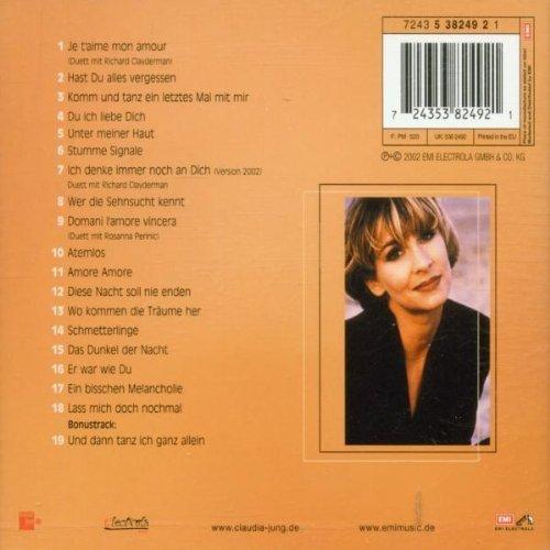 Bild 2: Claudia Jung, Best of (19 tracks, 2002)