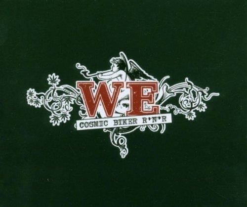 Bild 1: We, Cosmic biker r'n'r (2006)