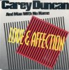 Carey Duncan, Love & affection (1990, & Man with no Name; Joan Armatrading-cover version)