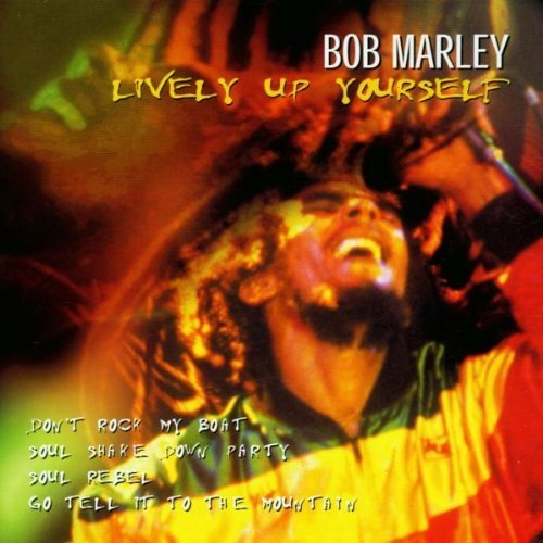 Bild 1: Bob Marley, Lively up yourself (compilation, 16 tracks)