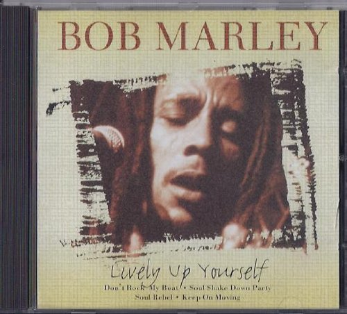 Bild 3: Bob Marley, Lively up yourself (compilation, 16 tracks)