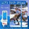 Tom Croèl, Live your dream-Der offizielle Song zur Nordischen Ski-WM in Oberstdorf 2005 (& Instr.)