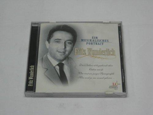 Bild 1: Fritz Wunderlich, Ein musikalisches Portrait