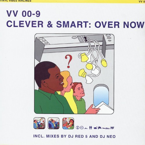 Image 1: Clever & Smart, Over now (incl. mixes by DJ Red and DJ Neo)