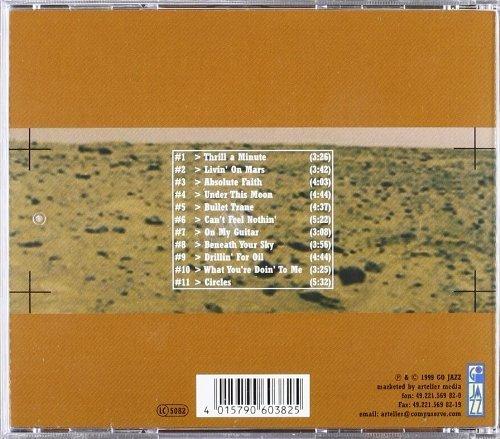 Bild 2: Jimi B, Livin' on mars (1999)