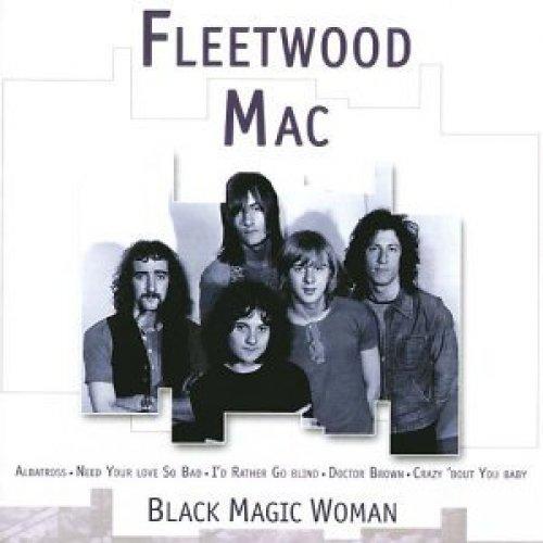 Bild 1: Fleetwood Mac, Black magic woman (compilation, 16 tracks, incl. 13 recordings from 1968/69)