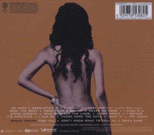 Bild 2: Aaliyah, Same-Edition 2004 (2001/04, bonus)