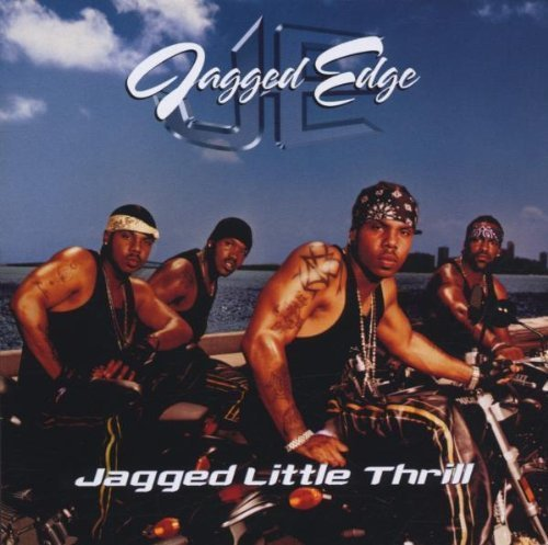 Bild 1: Jagged Edge, Jagged little thrill (2001, #5033449)