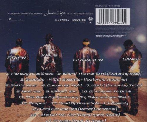 Bild 2: Jagged Edge, Jagged little thrill (2001, #5033449)