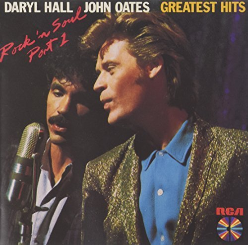 Bild 1: Daryl Hall & John Oates, Greatest hits-Rock 'n soul part 1 (1983, #pd84858)