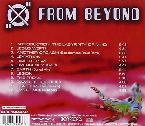 Bild 2: O, From beyond (2006, #zyx/brb10002)