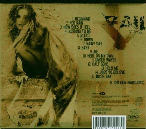 Bild 2: Vaile, Red rain (2005)