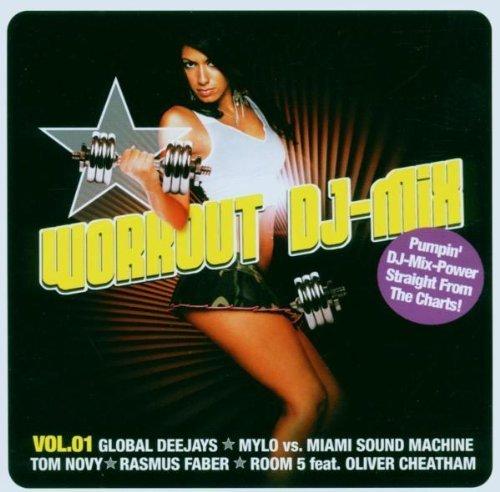 Bild 1: Workout DJ-Mix 1 (2006), Room 5 feat. Oliver Cheatham, Tom Novy, Mylo vs. Miami Sound Machine, Moby, Global Deejays..