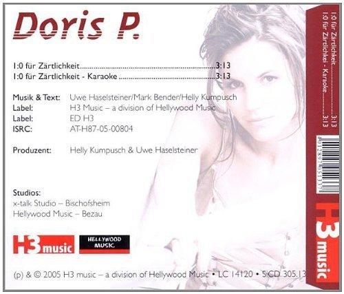 Bild 2: Doris P., 1:0 für Zärtlichkeit/Karaoke (2005)