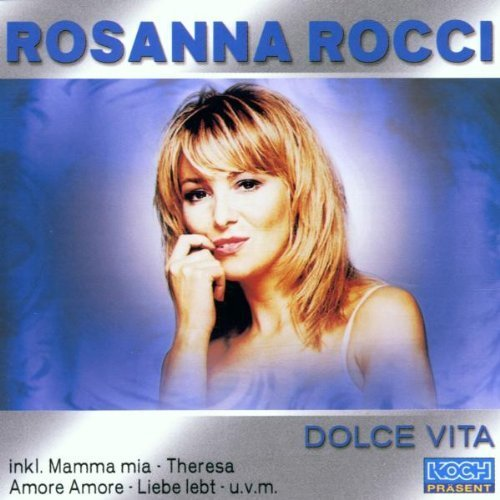 Bild 1: Rosanna Rocci, Dolce vita (compilation, 14 tracks, 2002)