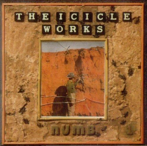 Фото 1: Icicle Works, Numb (e.p., 4 tracks, 1988)