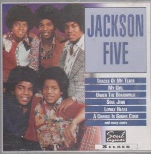 Bild 1: Jackson 5, Featuring Michael Jackson (24 tracks, incl. 11 live recordings)