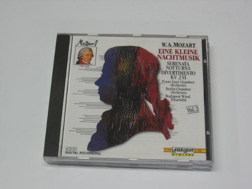 Bild 1: Mozart, Serenade Nr. 13, KV 525 'Eine kleine Nachtmusik'.. (Franz Liszt Chamber Orchestra/Janos Rolla)