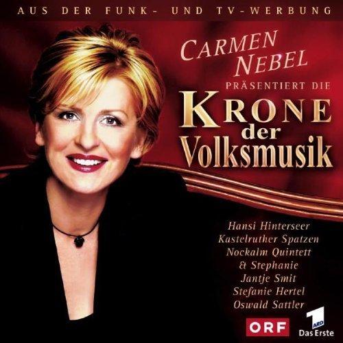 Bild 1: Krone der Volksmusik (2003, Carmen Nebel), Orch. Erich Becht, Hansi Hinterseer, Kastelruther Spatzen, Maxi Arland, Jantje Smit..