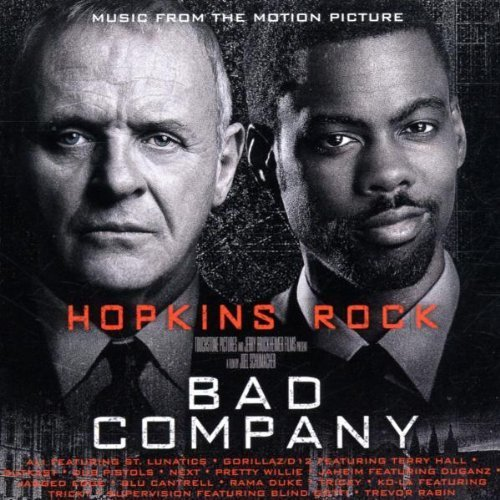 Bild 1: Bad Company (2002), Ali feat. St. Lunatics, Gorillaz/D12 feat. Terry Hall, Outkast..