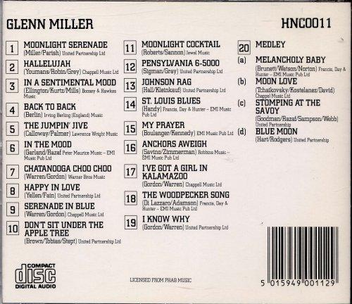 Bild 2: Glenn Miller, Pensylvania 6-5000 (20 tracks)