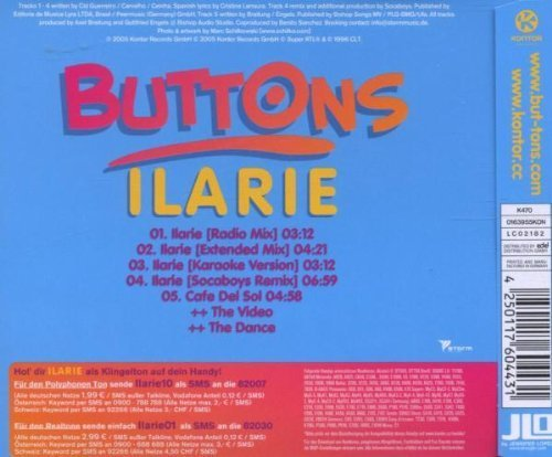Bild 2: Buttons, Ilarie (2005)