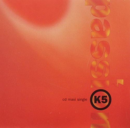 Bild 1: K5, Passion/Red alert (US, 4/2 versions, 1996)
