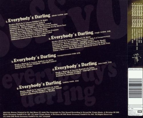 Bild 2: Soffy O., Everybody's darling (2006)