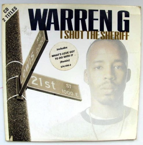 Bild 1: Warren G, I shot the sheriff (2 tracks, 1997, cardsleeve)