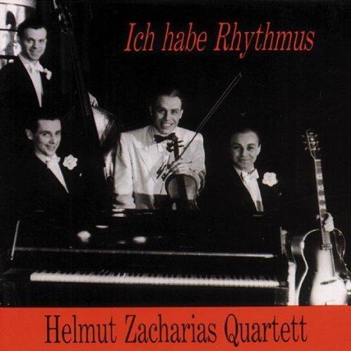 Bild 1: Helmut Zacharias Quartett, Ich habe Rhythmus (26 tracks, #bearfamily15642)