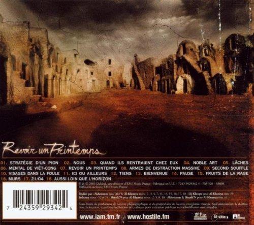 Bild 2: Iam, Revoir un printemps (2003)