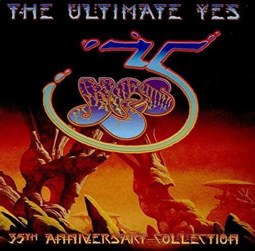 Bild 1: Yes, Ultimate Yes-35th anniversay collection (21 tracks, 2003)