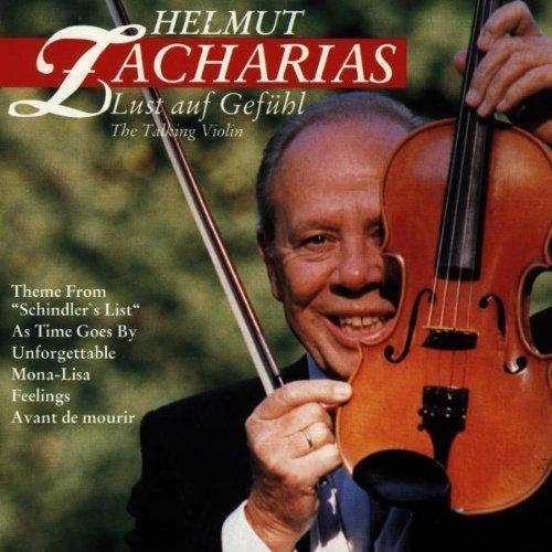 Bild 1: Helmut Zacharias, Lust auf Gefühl-The talking violin (1995)