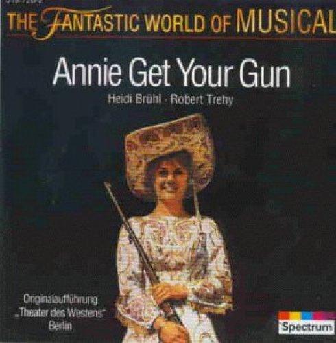 Bild 1: Annie get your Gun, Originalaufführung 'Theater des Westens' Berlin mit Heidi Brühl, Robert Trehy.. (1963)