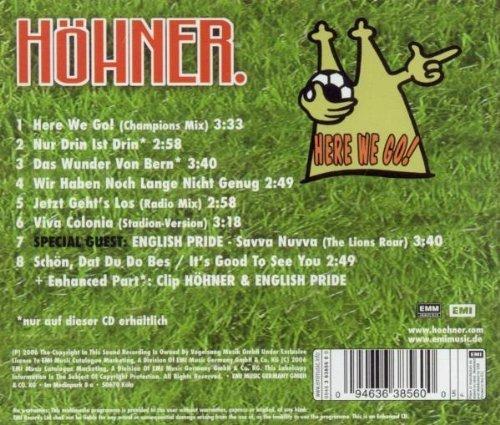 Bild 2: Höhner, Here we go! (2006)